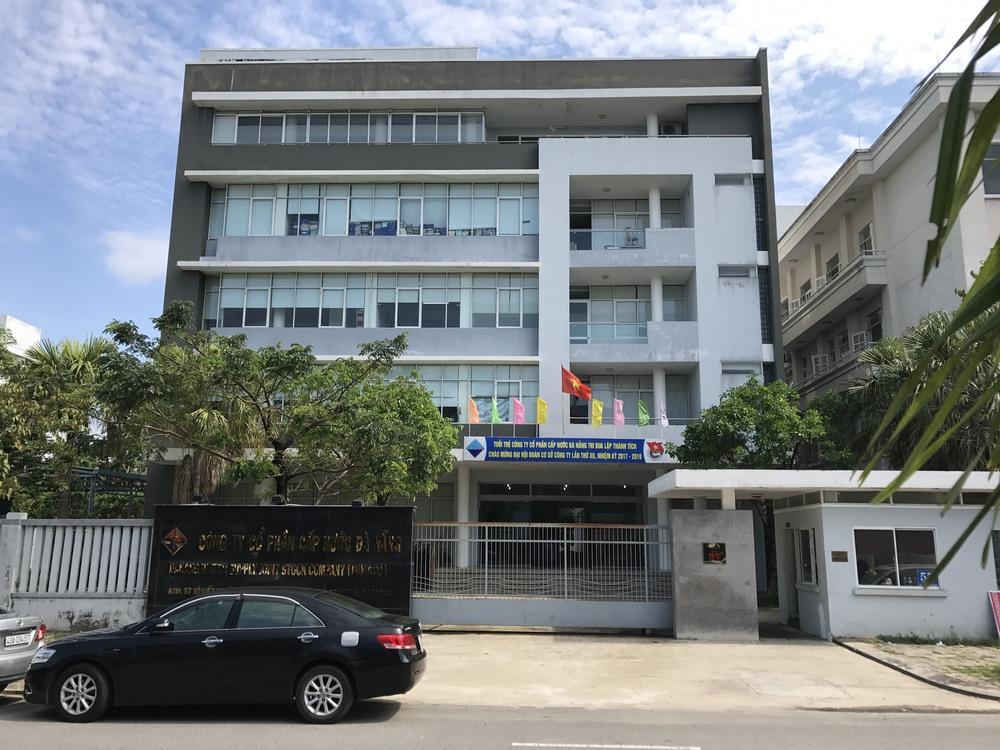 Công Ty Cổ phần Cấp nước Đà Nẵng (DAWACO)