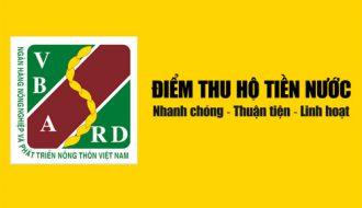 Điểm thu hộ tiền nước ngân hàng Nông nghiệp và Phát triển Nông thôn tại Đà Nẵng