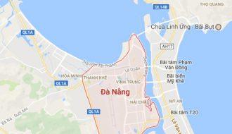 Ngày 30/12/2017 Dawaco tạm ngừng cung cấp nước một số khu vực quận Sơn Trà