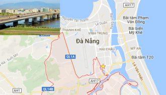 Ngày 14/01/2019 Dawaco tạm ngừng cung cấp nước một số khu vực trên địa bàn Quận Hải Châu.