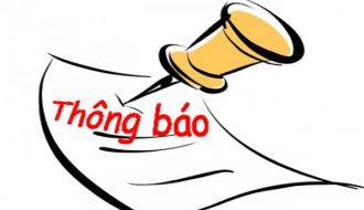 Thông báo giảm áp lực và lưu lượng trên hệ thống cấp nước thành phố Đà Nẵng.
