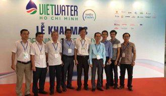 TP.HCM khai mạc Triển lãm về ngành nước Vietwater 2019